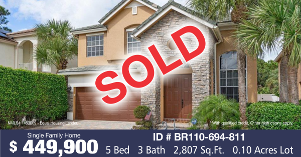 BR110-694-811 sold